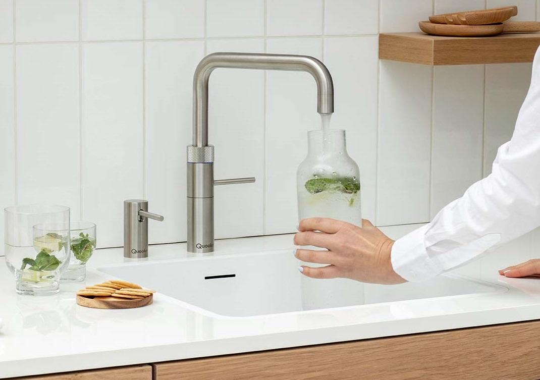 Wasserhahn-Quooker