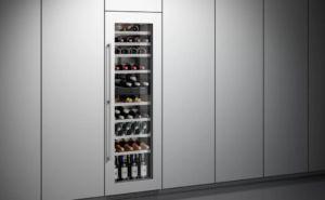 Integrierter Weinkühlschrank von Gaggenau