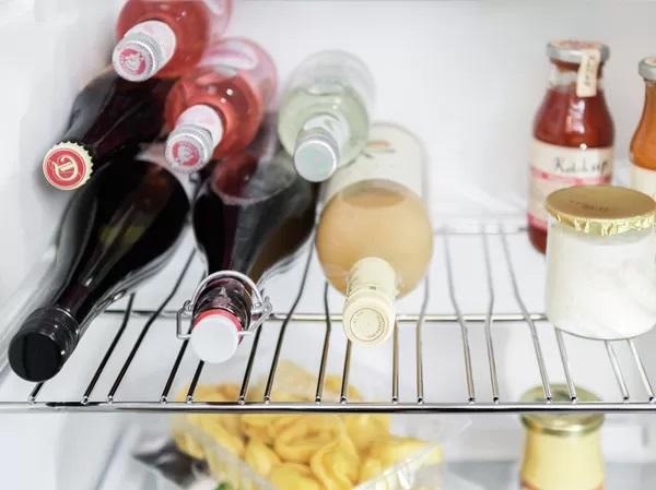 Flaschenhalter Neff Kühlschrank