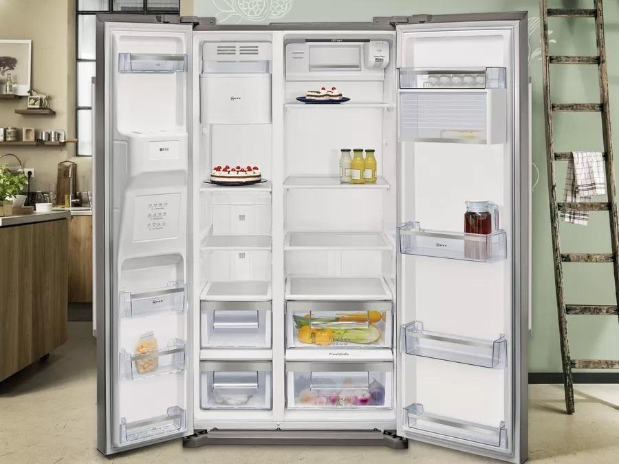 Neff Side-by-Side-Kühlschrank