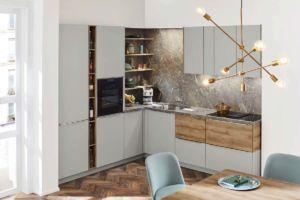 Küche-L-Form